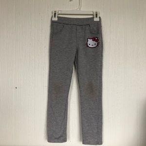 Girls Hello Kitty Sweat Pants